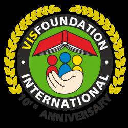 Logo VIS 10 años